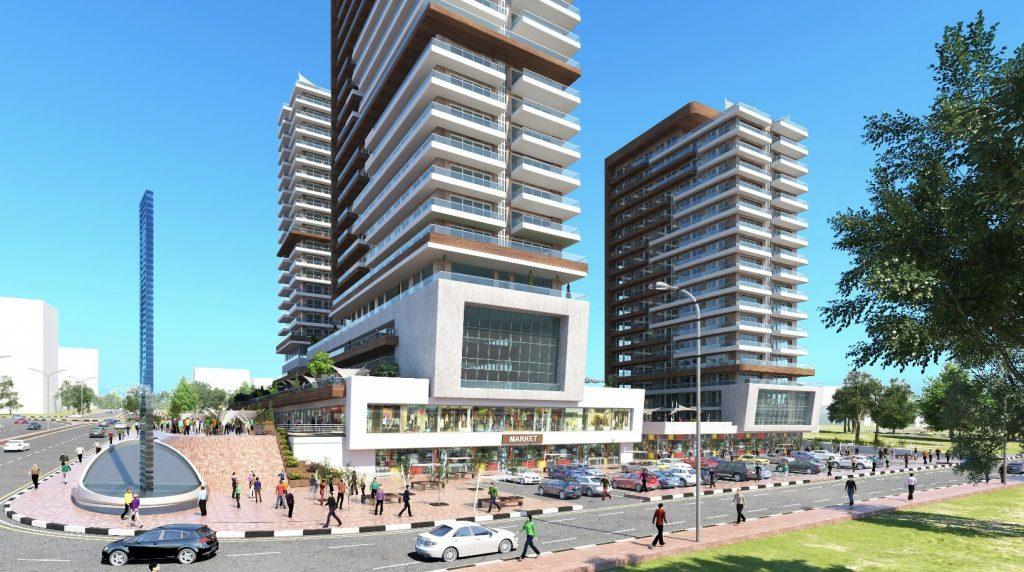 شقق حديثة بنظام ذكي مناسبة للاستثمار والسكن 1