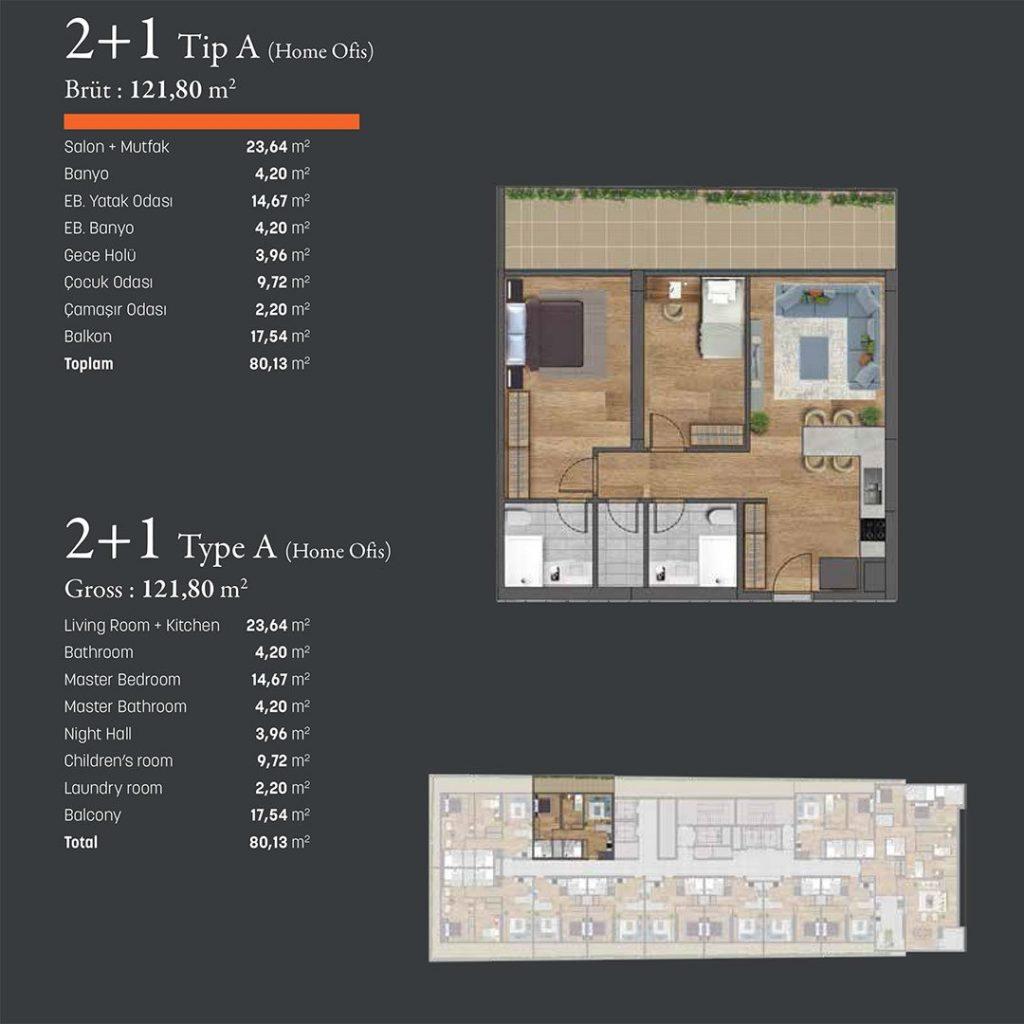 شقق حديثة بنظام ذكي مناسبة للاستثمار والسكن 4