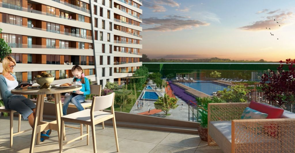شقق سكنية رخيصة متمايزة بأهم موقع حيوي واعد يعتبر في مركز اسطنبول - باسن اكسبرس 19