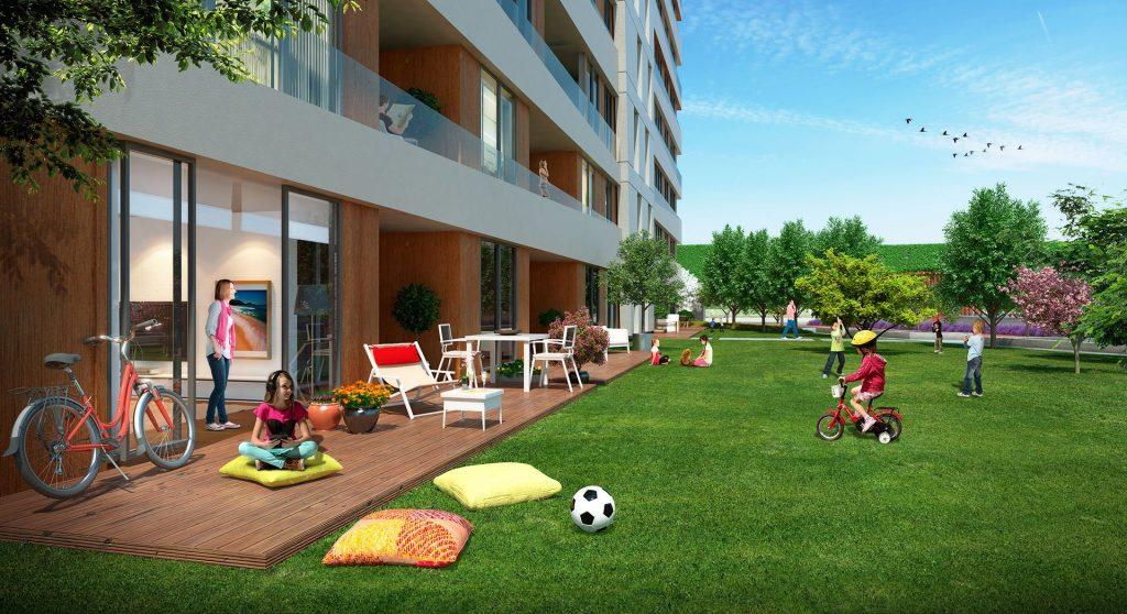 شقق سكنية رخيصة متمايزة بأهم موقع حيوي واعد يعتبر في مركز اسطنبول - باسن اكسبرس 20