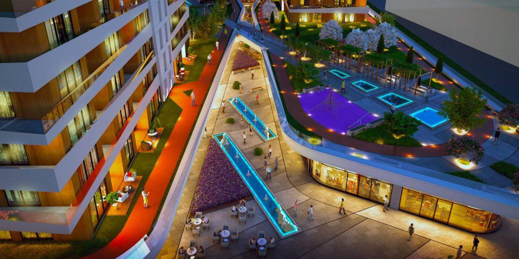 شقق سكنية رخيصة متمايزة بأهم موقع حيوي واعد يعتبر في مركز اسطنبول - باسن اكسبرس 21