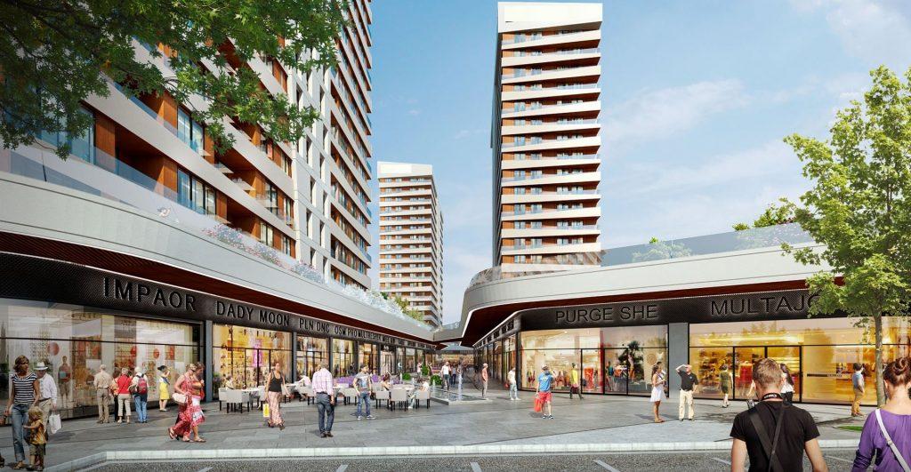 شقق سكنية رخيصة متمايزة بأهم موقع حيوي واعد يعتبر في مركز اسطنبول - باسن اكسبرس 27