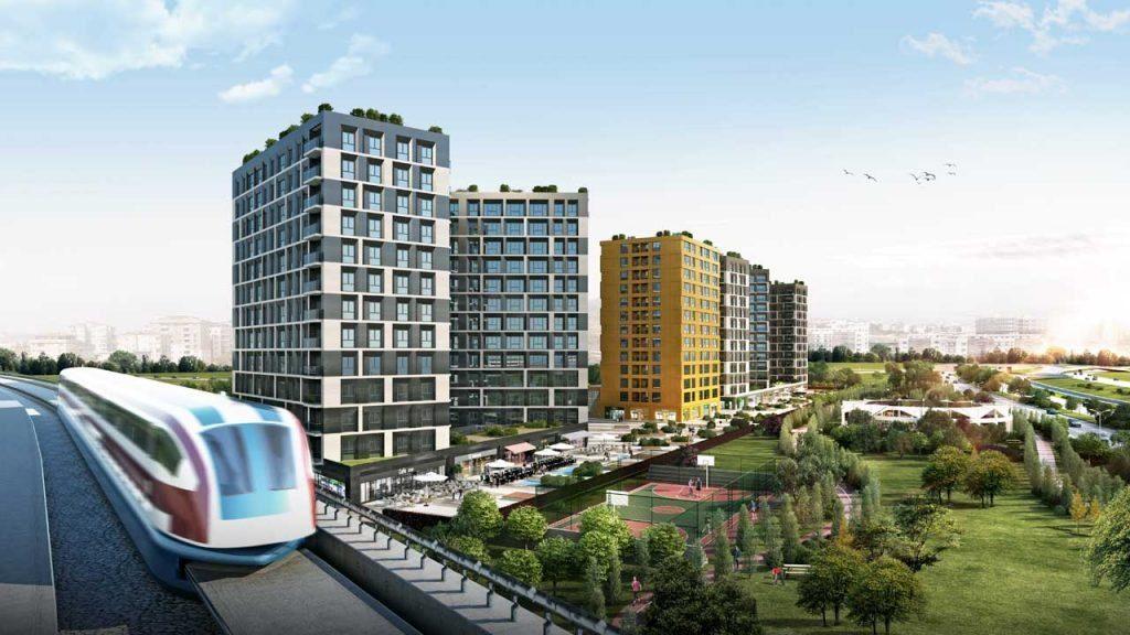 مشروع استثماري بموقع استراتيجي مقابل مطار أتاتورك في اسطنبول- باسن اكسبرس 23