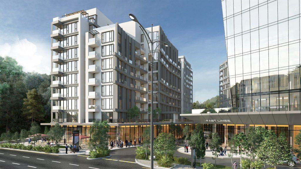 مشروع فاره بإطلالة أخاذة في أرقى مناطق اسطنبول - مسلك 11