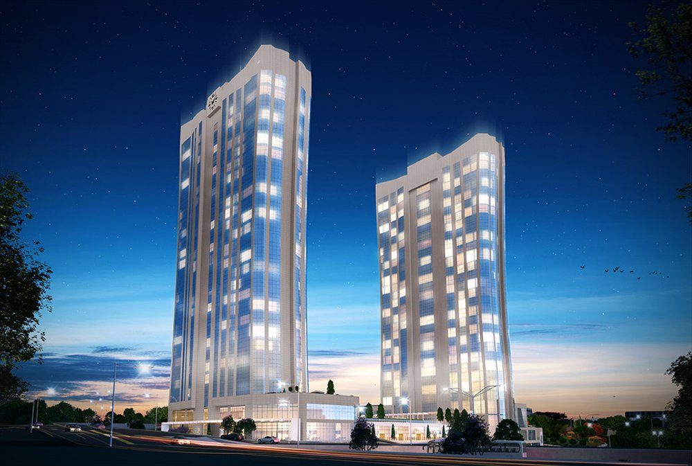 Luxurious real estate investment project steps away from the metro adjacent to Basın Express in Istanbul 6