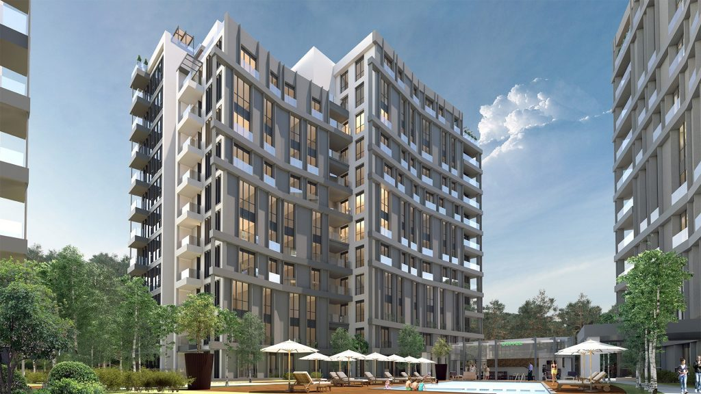 Luxurious real estate project with a magnificent view in Maslak, Istanbul 8