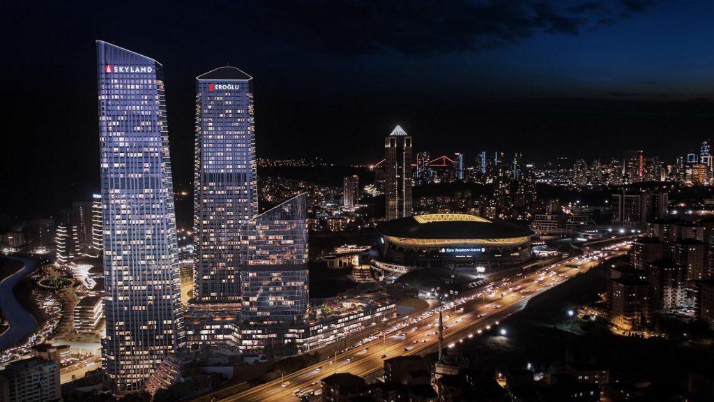 مجمع هائل وإطلالة ساحرة على البوسفور وغابات بلغراد في- مسلك اسطنبول 40