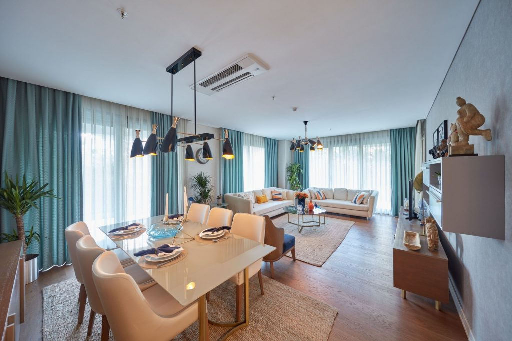 Breathtaking Apartments and shopping Mall in Maslak, Istanbul 10