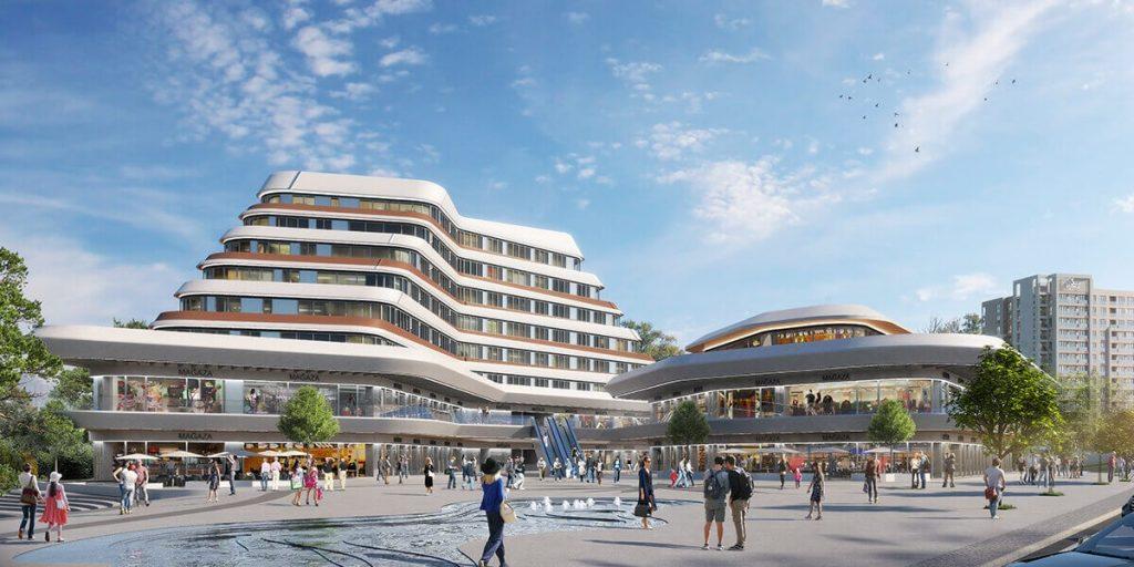 مشروع استثماري سكني ملائم للاستثمار و الجنسية التركية في بشاك شهير | مشروع اسطنبول 3 7