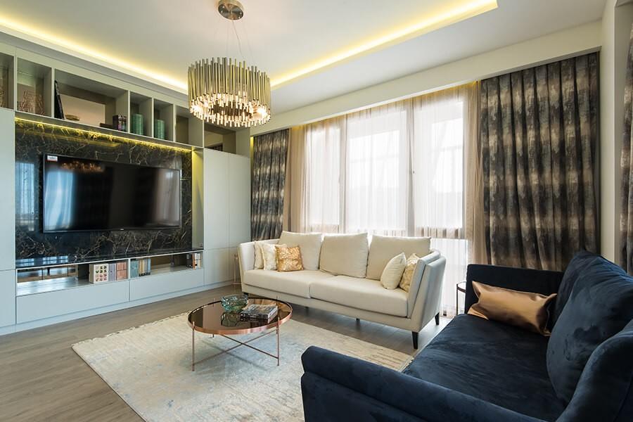 مشروع استثماري سكني ملائم للاستثمار و الجنسية التركية في بشاك شهير | مشروع اسطنبول 3 9
