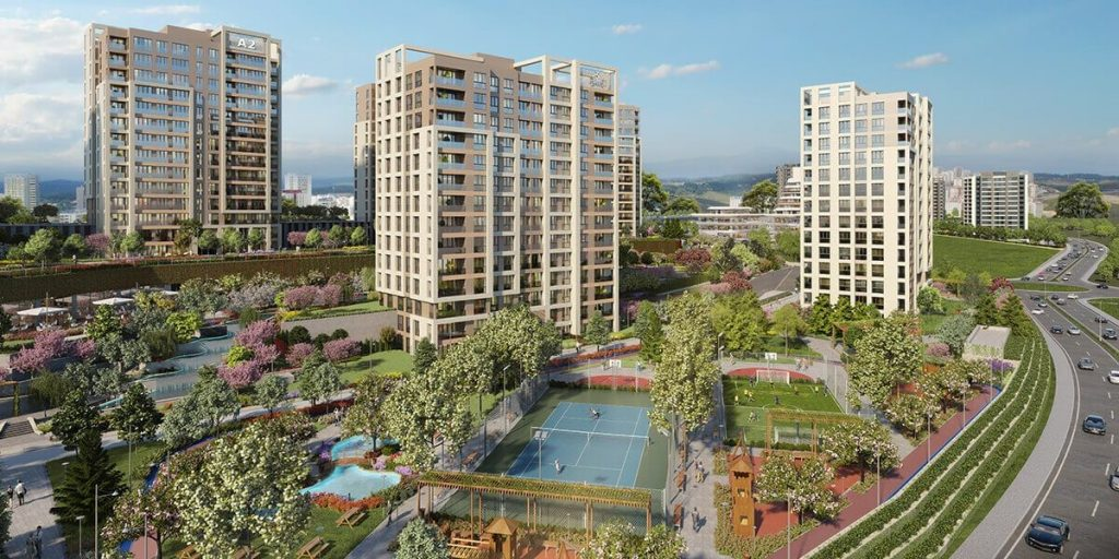 Apartments for sale perfect for investment in Istanbul 4