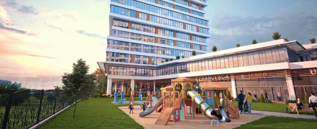 Apartments, offices, and shops ripe for investment in finest region of Istanbul, Maslak 8
