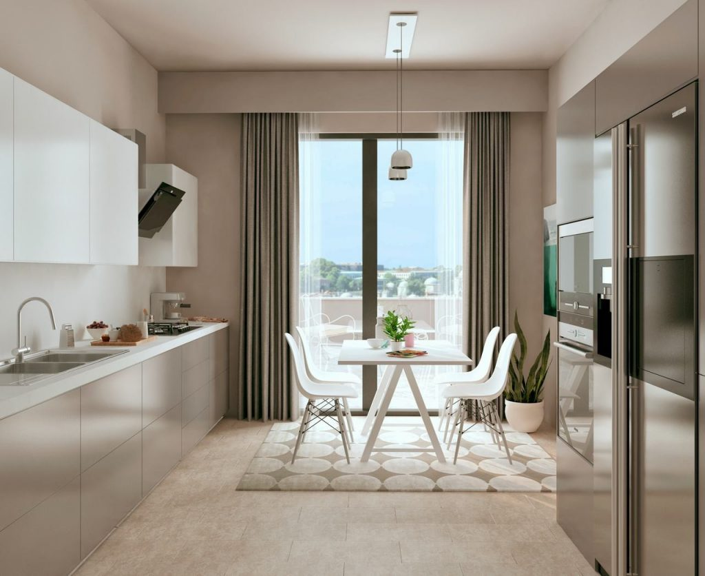 Apartments, offices, and shops ripe for investment in finest region of Istanbul, Maslak 12